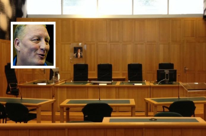 Du-Bois staat vandaag weer voor de rechter. Foto: ANP