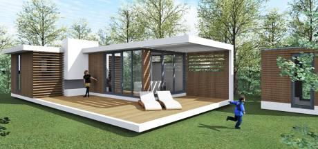 Veel interesse voor chalets op nieuw vakantiepark Linden