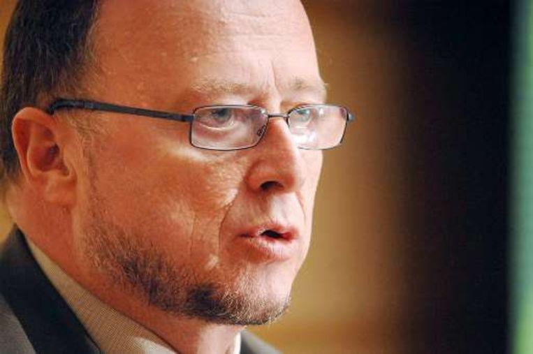 ACV-voorzitter Luc Cortebeeck.
