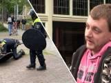 Jeroen kijkt terug op hardhandige arrestatie bij coronaprotest Wageningen