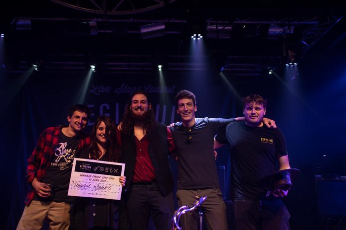 Potential Wonder uit Goes, winnaar van de finale van RegioRuis 2018-2019