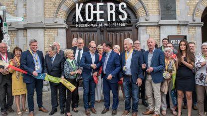 Wielermuseum KOERS opent deuren