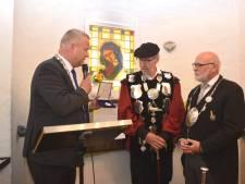 Schuttersgilde in Goirle ontvangt koninklijke penning