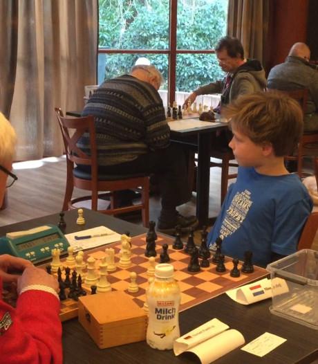 Open Kampioenschappen schaken voor visueel gehandicapten in Nunspeet