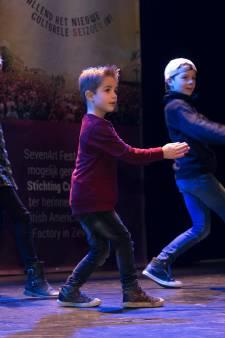 Hoofdrol voor kinderen bij afsluiter SevenArt Festival
