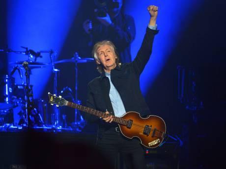 Paul McCartney komt niet, waar hoorden we dat eerder?