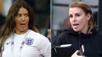 """De WAG-vete tussen mevrouw Rooney en mevrouw Vardy davert voort: """"Praten met Coleen is als praten met een duif"""""""