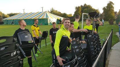 """Provincialer hoopt op stunt in Belgische voetbalbeker: """"Maar eerst jaarlijkse barbecue verzorgen, of we krijgen 50 euro boete"""""""