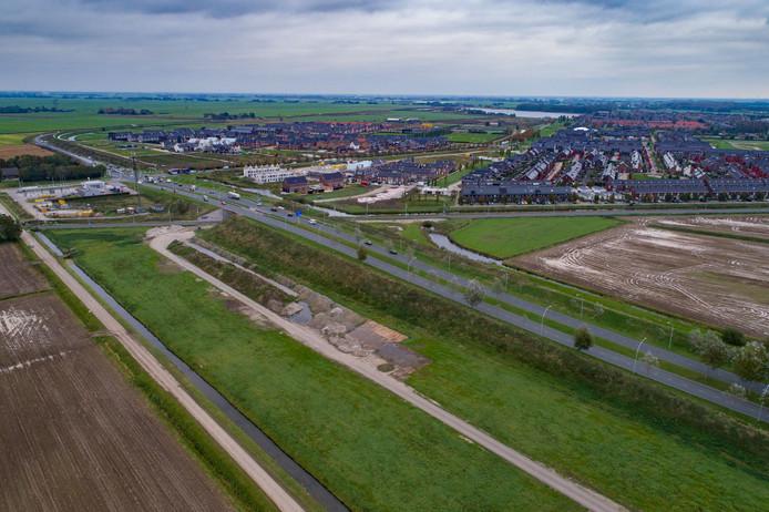 De Scholtensteeg in Zwolle. Deze foto is gemaakt in oktober 2017.