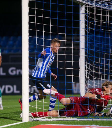 Na achterstand pakt FC Eindhoven nog een puntje tegen tiental Excelsior