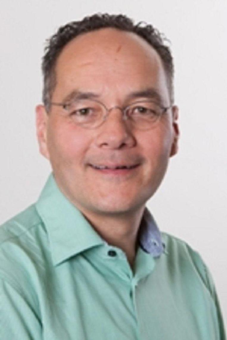 Tjwan Oei, lijsttrekker GroenLinks Beeld