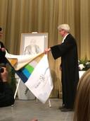 Prf. dr. Philip Eijlander, bij zijn afscheid als rector magnificus van de Universiteit van Tilburg.