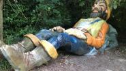 Meli-reus gered van vuilnisbelt: gigant keert na 20 jaar terug naar Plopsaland