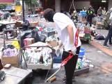 Een kijkje in de 'schuilplaats' van demonstranten Hongkong