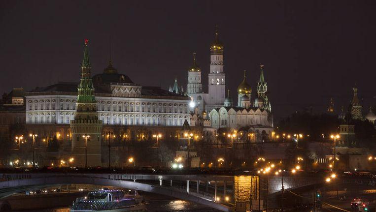 Het Kremlin in Moskou. Beeld ap