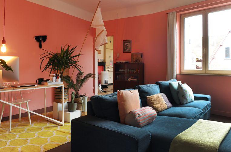 Elke kamer heeft zijn eigen karakter de krant hln for Interieur schilderen