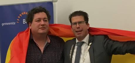 Regenboogvlag kan in top in Berkelland op 'coming-out day' op 11 oktober