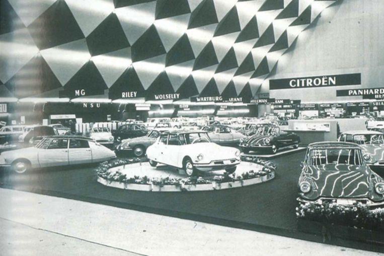 Wat nu officieel de Brussels Motor Show heet, afficheerde vroeger met de gewichtige naam 'Automobiel- en Rijwielsalon'.