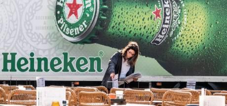 Zelfs Heineken moet het hoofd buigen, maar ook andere brouwers hebben het zwaar