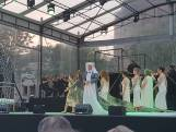 Opera Fantasio begint pas onder de 33 graden