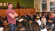 Harmonie Sint-Cecilia heeft een nieuwe jonge dirigent