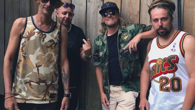 """Reggaeband Rupelsoldaten roept in nieuwe single op tot eenheid: """"Oog om oog maakt hele wereld blind"""""""