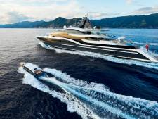 Door Oceanco gebouwd miljoenenjacht wint World Yacht Trophy Award