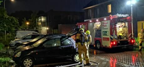 Veenendaler (46) aangehouden om autobrand aan Zanderijweg