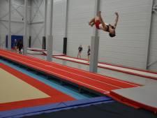 Turnclub TK Oostakker neemt nieuwe gymhal in sporthal Wolfput in gebruik