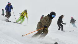 Kerst-skiër heeft geluk: pistes ongekend goed voor december