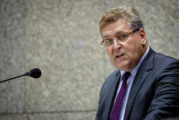 50Plus-leider Henk Krol. Beeld anp