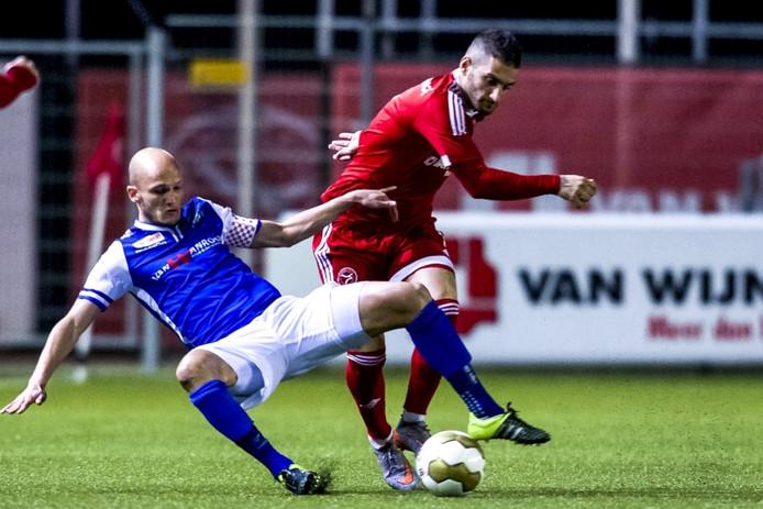 Maarten Boddaert in zijn tijd bij FC Den Bosch.