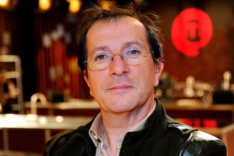 Alain Caron was jurylid bij de Nederlandse variant van Masterchef van 2011 t/m 2014. Beeld ANP