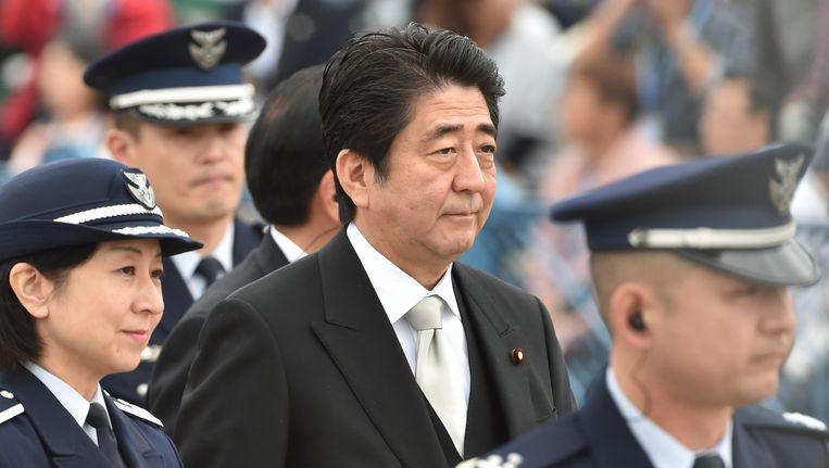 Premier Shinzo Abe