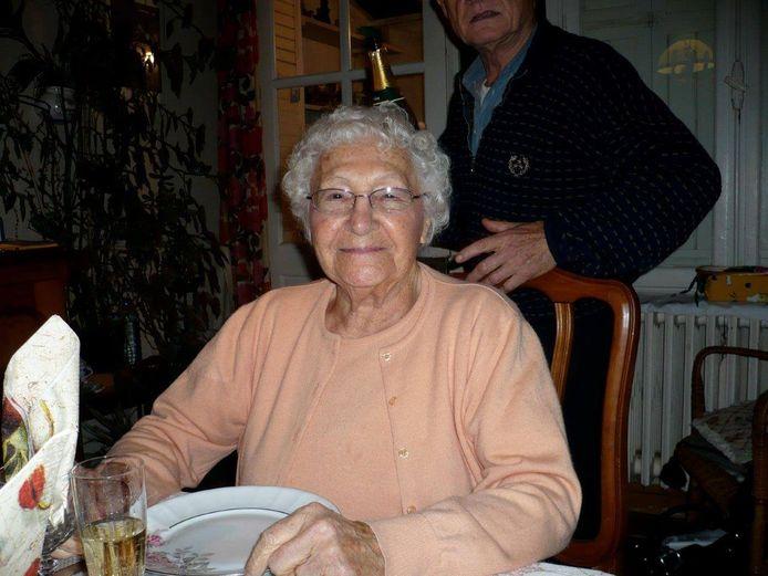 Antoinette Rijk (1914-2019)
