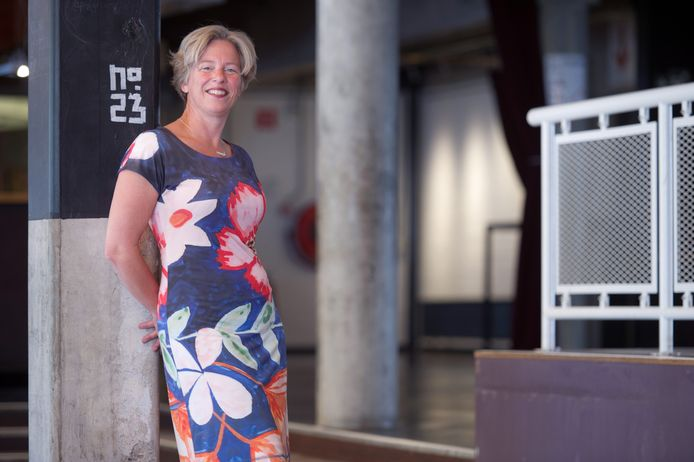 Ilse Verburgh,  directeur van De Lindenberg.