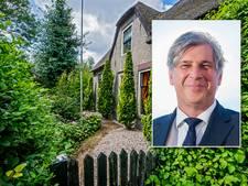 Capelse burgemeester Peter Oskam gaat op zoek naar nieuwe woning