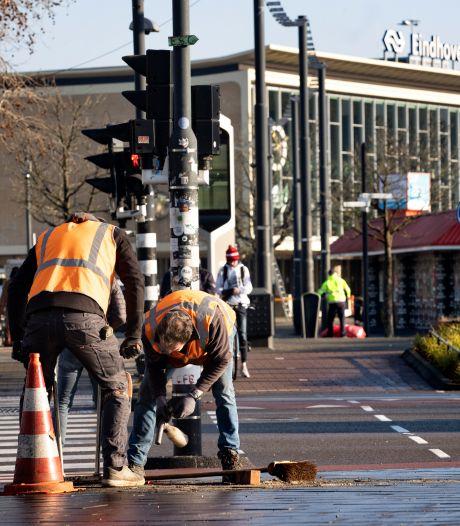 Eindhoven wil 'elke eurocent' van de schade terug van vandalen