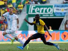 Crisis in Ecuador treft ook debuut van Willem II'er Quiñónez