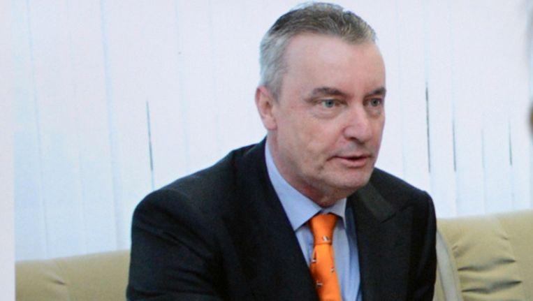 Diplomaat Onno Elderenbosch Beeld ANP