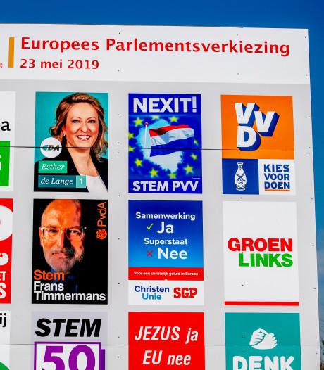 Negen Zeeuwen kandidaat voor Europees Parlement