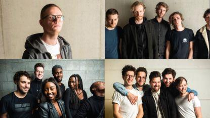 Pop, soul, rap én experiment: maak kennis met de vier Antwerpse halvefinalisten voor Humo's Rock Rally