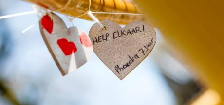 Een hartenkreet aan de reling: 'Help elkaar!'