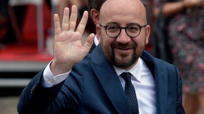 2,6 miljard euro, dat zoekt regering-Michel op overleg in Hertoginnedal