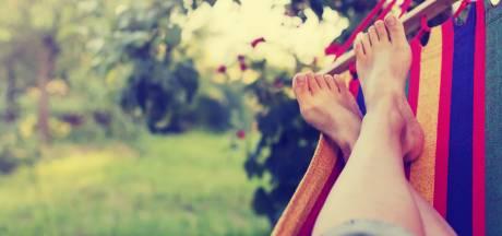 Creëer je eigen cocon in de tuin: zo bevestig je een hangmat