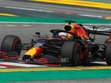Verstappen in eerste training op gepaste afstand van Mercedessen