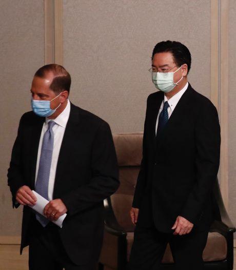 Minister VS: Taiwan vreest zelfde lot als Hongkong