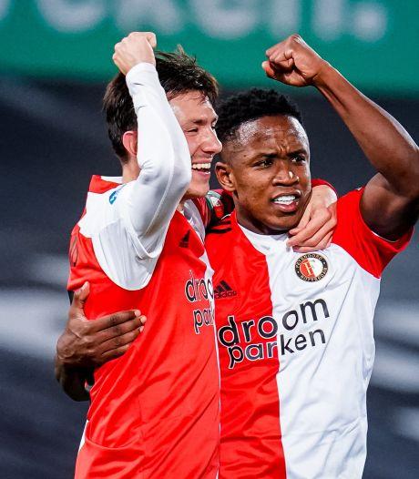 Feyenoord op gelijke hoogte met Ajax in aanloop naar Klassieker