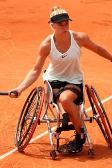 Diede de Groot wint Open de France
