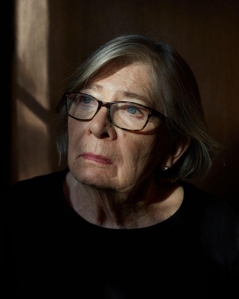 Barbara Ehrenreich Beeld null